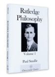 Ratledge Philosophy Volume 1 by Paul Smallie